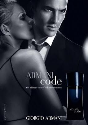 Perfume Masculino Armani Code