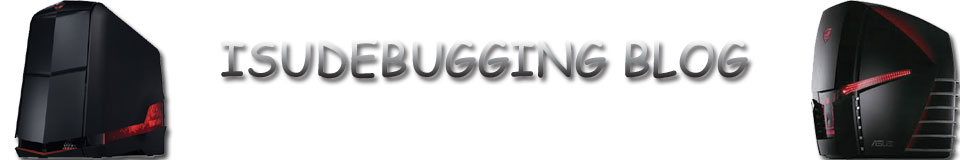 ISUdebugging