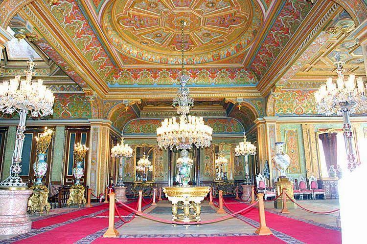 Beylerbeyi Palace – Istanbul / Turkey