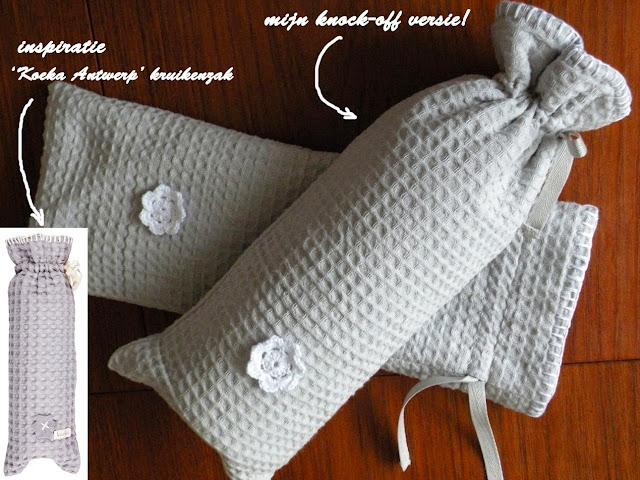 Just Skirts and Dresses: diy: hot bottle cover - \'Koeka Antwerp ...