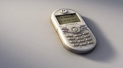 Ponsel Terlaris Di Dunia - Motorola C200