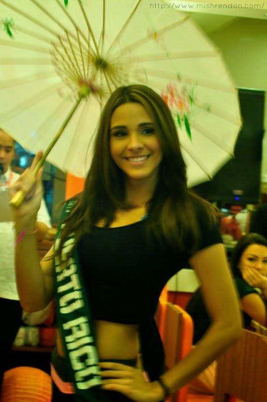 Ms. Puerto Rico - Franceska Toro