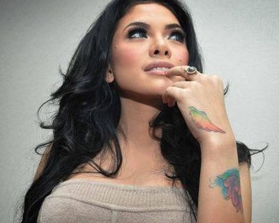Tattoo Sexy Nikita Mirzani