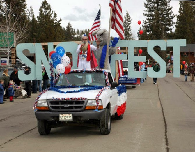 SnowFest Lake Tahoe begins February 27 at Garwoods.