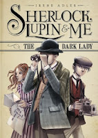 The Dark Lady, Irene Adler cover