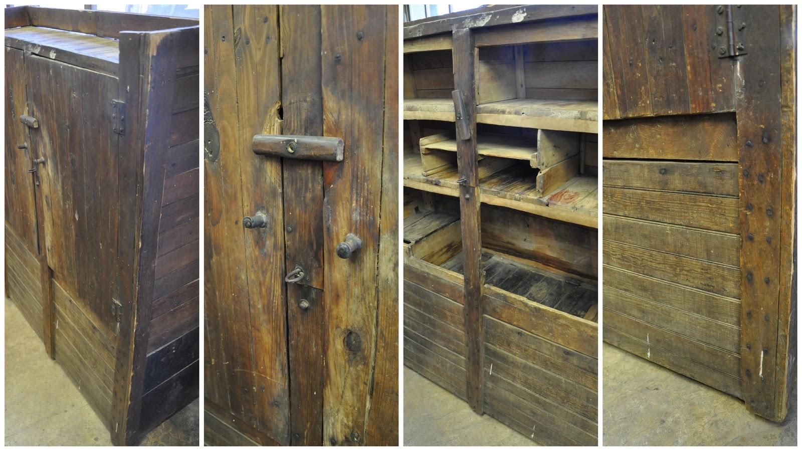 Oklahoma Barn Market: Furniture