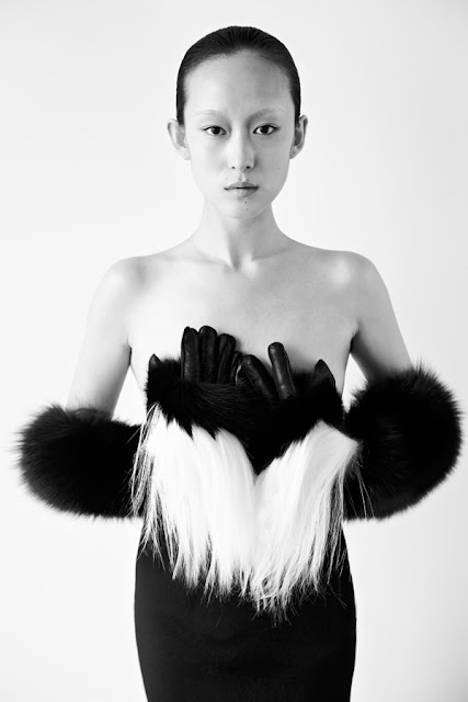 Qiu Hao F/W 2011 Serpens - Fotografias de Matthieu Belin