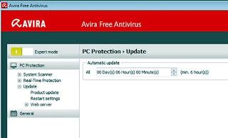Avira antivírus grátis