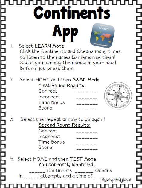 free printable area worksheets