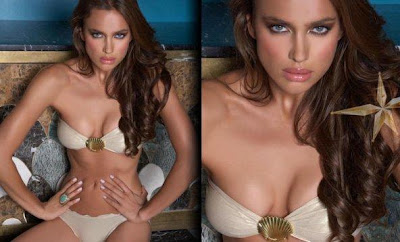 Top model [Irina Shayk]