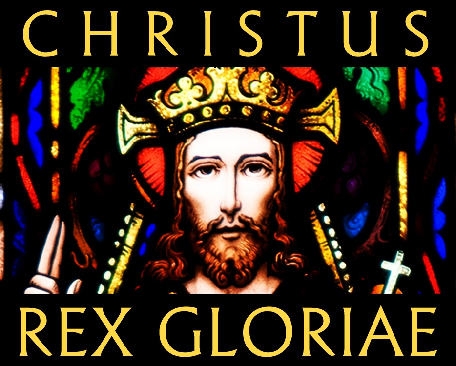 Christ The King Lord Of History A Catholic World History
