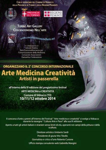 concorso arte medicina creatività