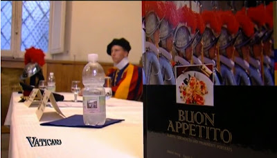 Swiss Guard cookbook
