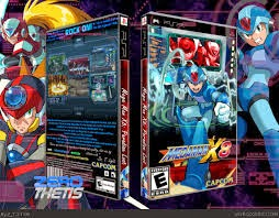 Free Download Megaman X8 for PC