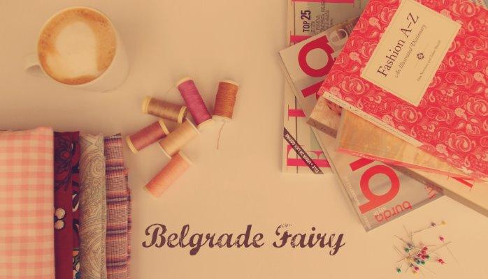 Belgrade fairy