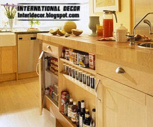 outside cabinets to arrange home furnishings, kitchen storage solutions