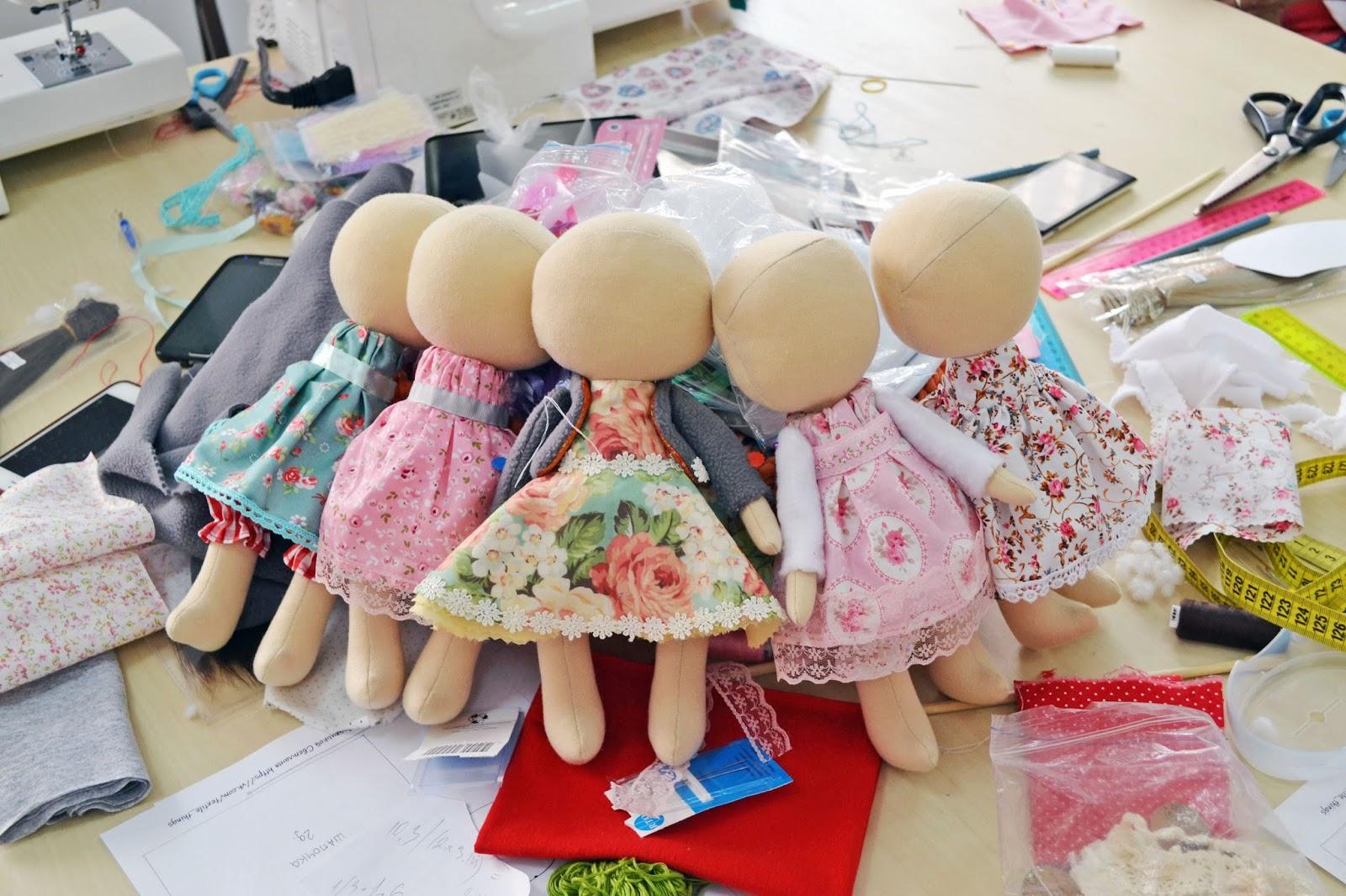 Сшить куклу своими руками екатеринбург