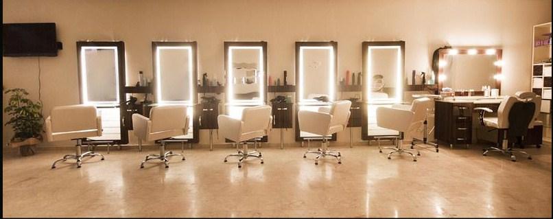Pportachiavi Ufficio Laboratorio Negozio di barbiere Maglia Stampato