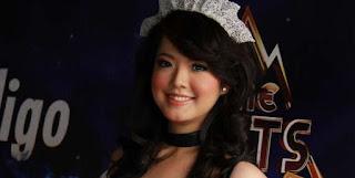 Presenter Olahraga Tercantik di Indonesia Magdalena