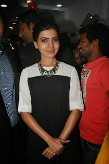 Samantha Latest Pictures at Big C Mobiles Launches Nokia Lumia 1320 ~ Celebs Next