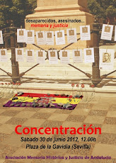 SEVILLA - Plaza de la Gavidia - 30 de junio - 12:00 h