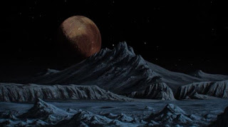 In Pluto, Big Mountain Can Float