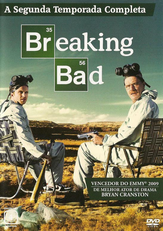 Breaking Bad 2ª Temporada Torrent - BluRay 720p Dual Áudio