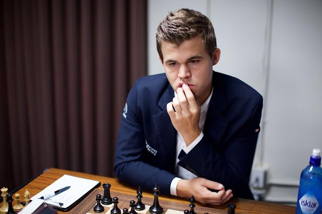 Sinquefield Cup 2015 - Magnus Carlsen