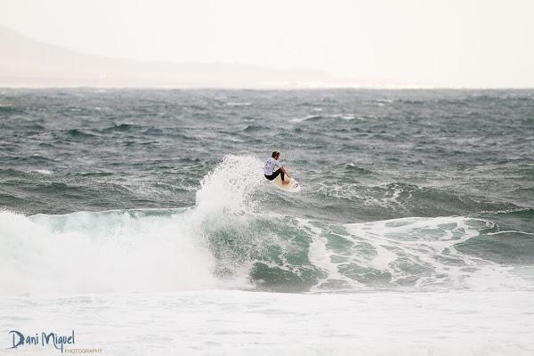 Jesse Mendes en Lanzarote