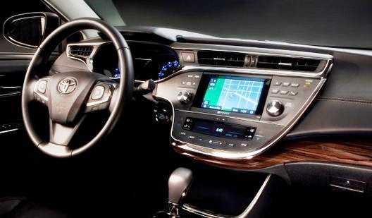 Toyota Avalon Hybrid Review Canada