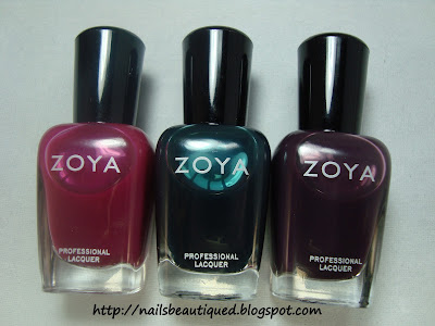 Zoya Gloss Collection