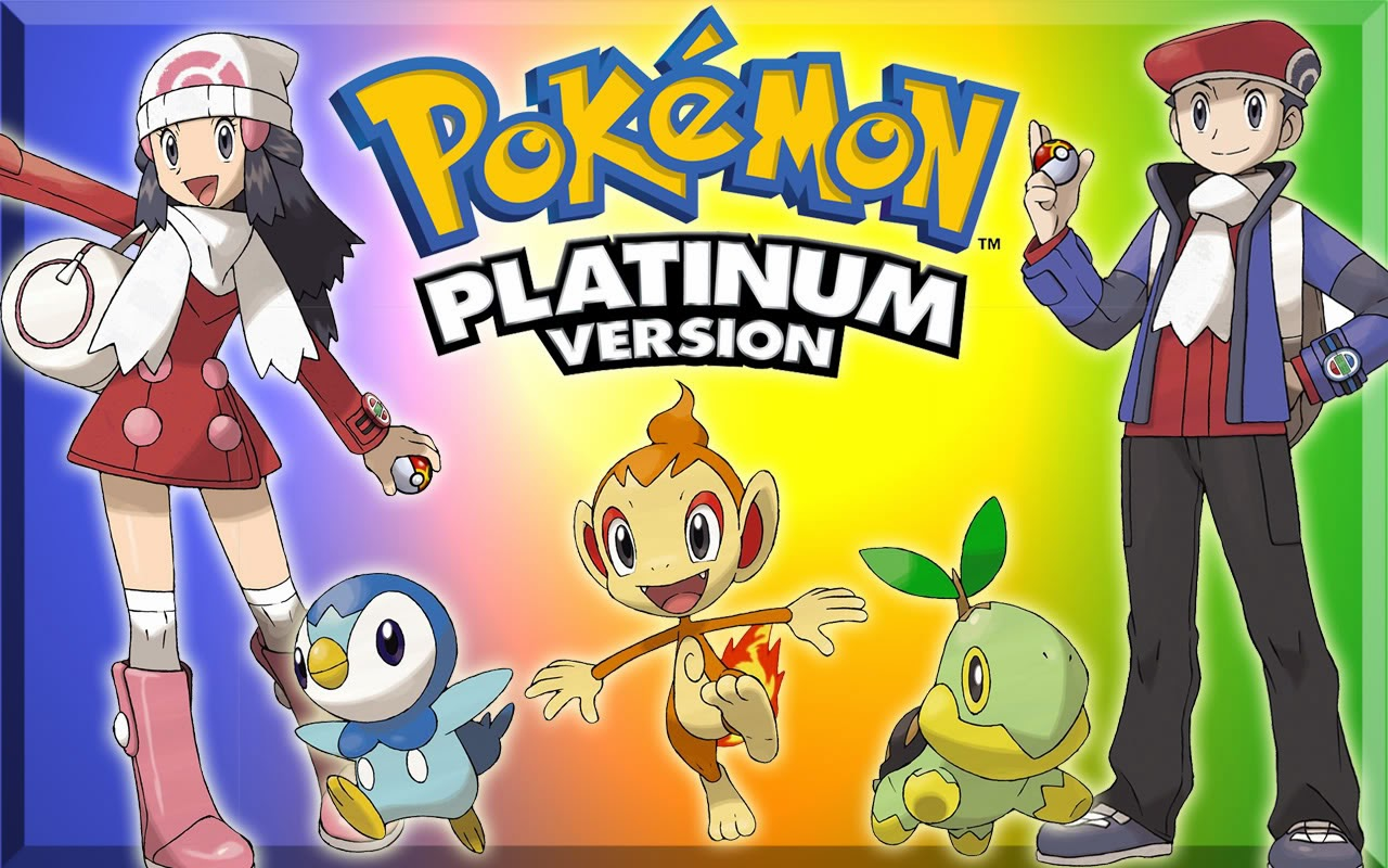 free download of pokemon platinum