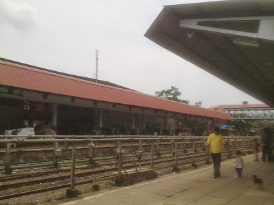 Margao Railway Station