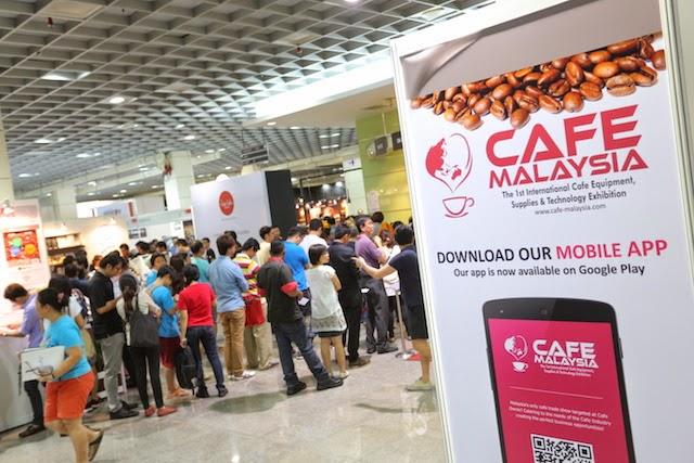 Cafe Malaysia 2015 @ Matrade Exhibition & Convention Centre, Kuala Lumpur