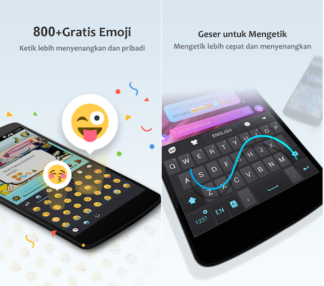 GO Keyboard - Emoji, Emoticons v2.6.3 Apk