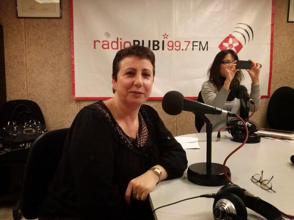 Entrevista en el programa de radio DEJAME CONTARTE