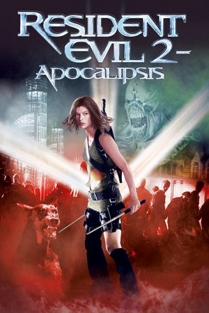Poster Resident Evil: Apocalypse 2004