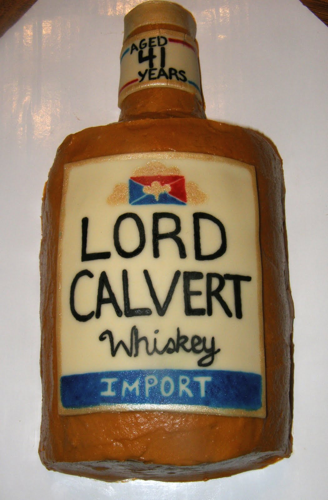 Whisky Cake Recipe Funny