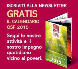 Calendario 2015 OSF
