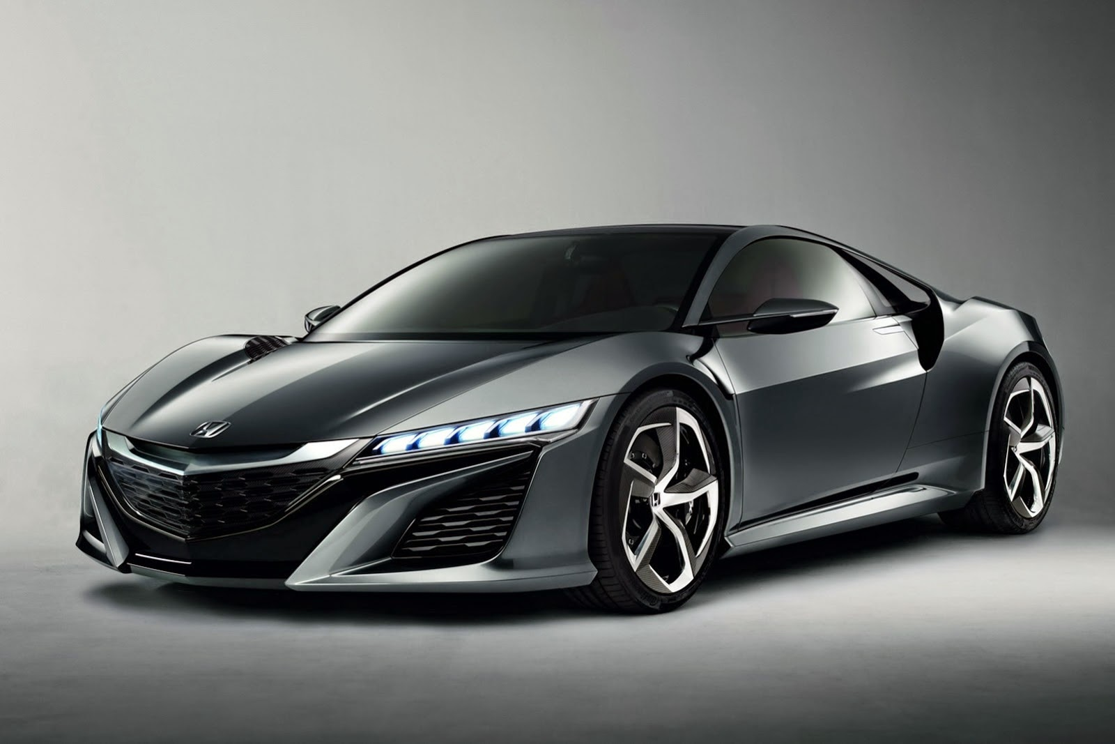 All New Honda Nsx Hybrid Sport Car Ready To Order In Britain