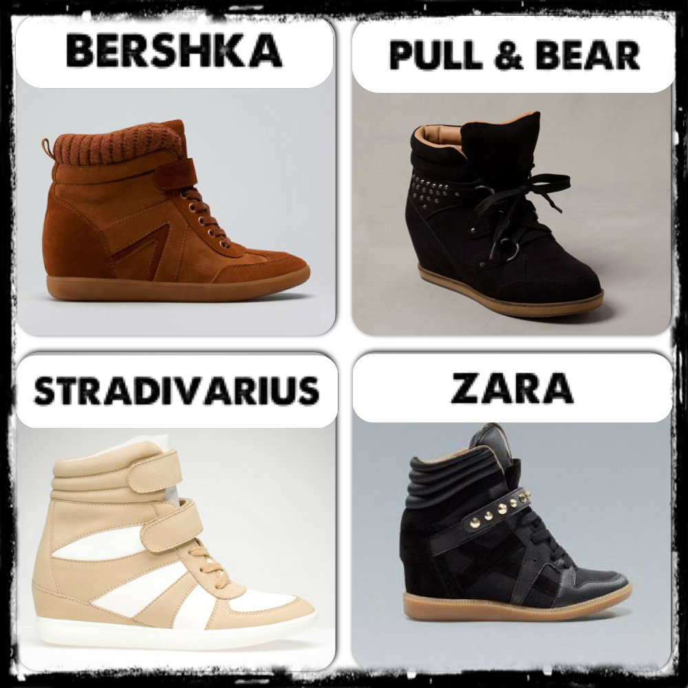 Bershka sneakers - Zara home catalogue en ligne ...