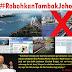 Jom Tandatangan Petition Robohkan Tambak Johor...