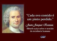 frases, pensamentos, Jean Jacques Rousseau