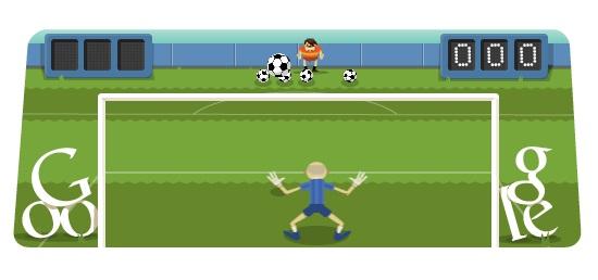 jogo de Soccer Londres 2012
