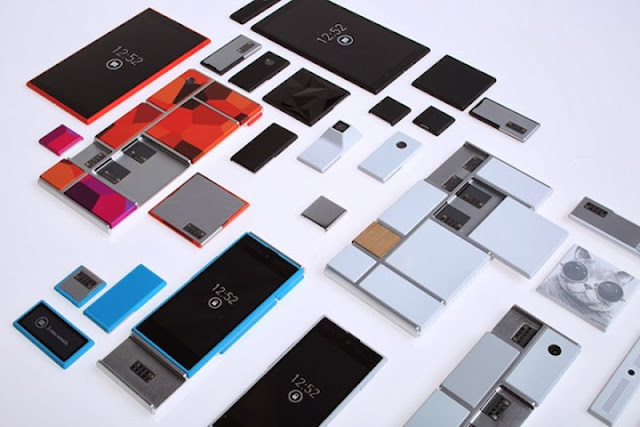 Motorola and 3D Systems Work for Project Ara