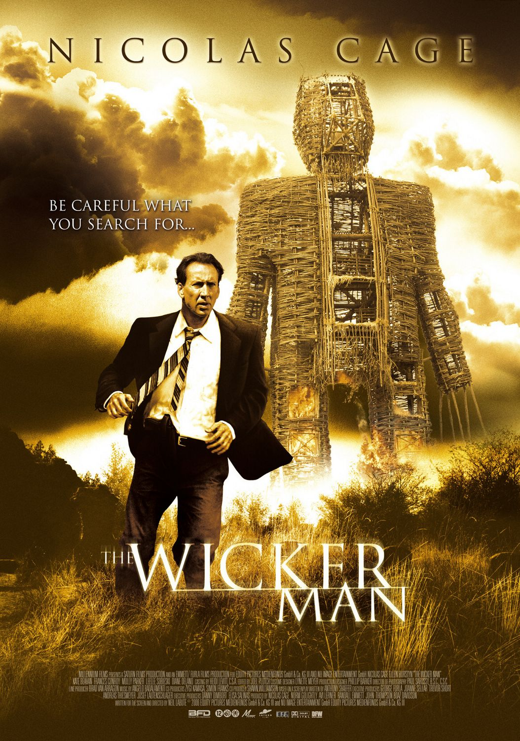 The Wicker Man (Wickerman) ()