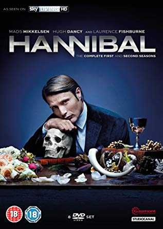 Hannibal - 1ª Temporada Séries Torrent Download capa