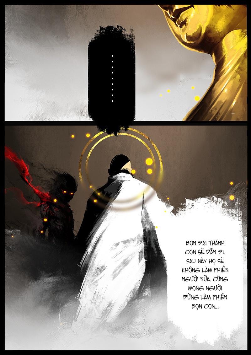 Tây Du Ký dị bản chap 39 page 9 - IZTruyenTranh.com