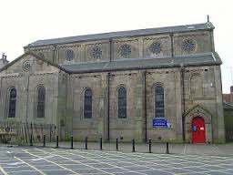 St George's church, Preston