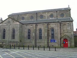 St George's church, Preston